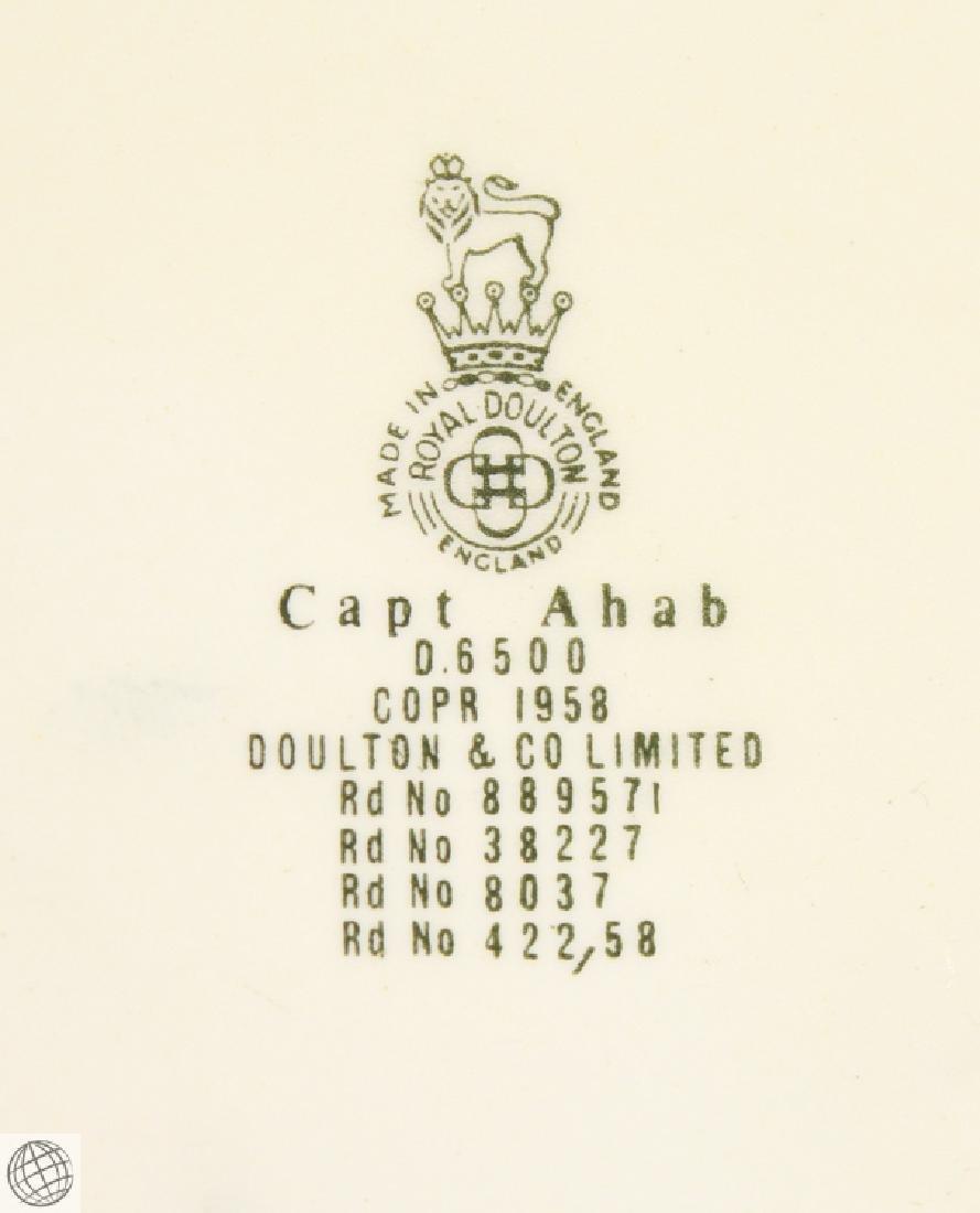 6Pcs Vintage Collectible ROYAL DOULTON CERAMIC - 3