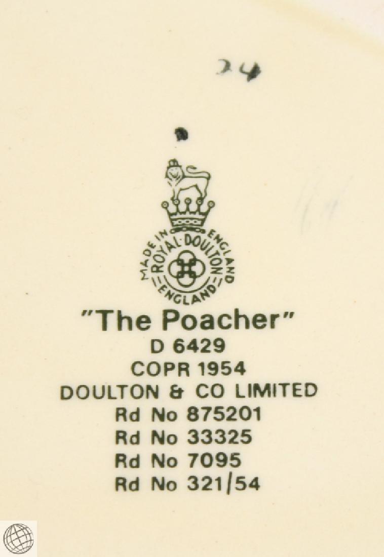 6Pcs Vintage Collectible ROYAL DOULTON CERAMIC - 4