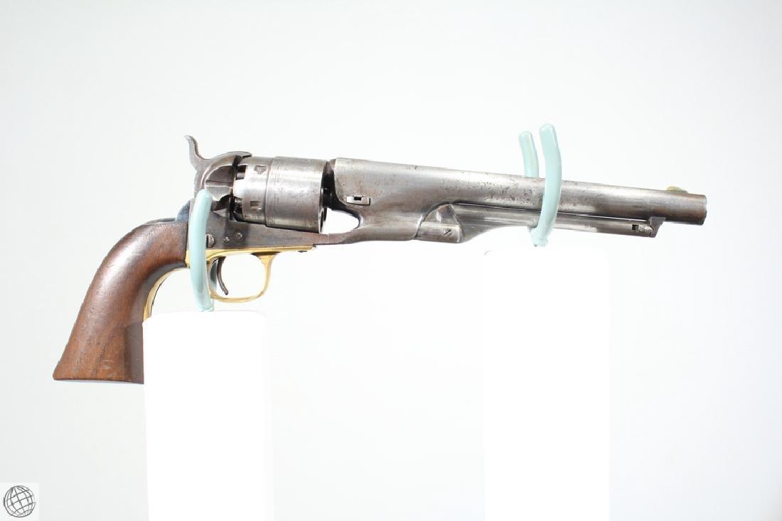 Colt Model 1860 ARMY Inspector Marked New York Address