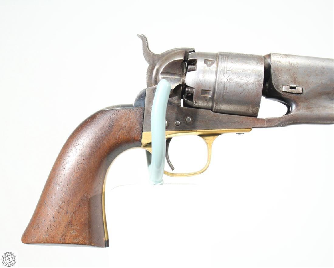 Colt Model 1860 ARMY Inspector Marked New York Address - 2