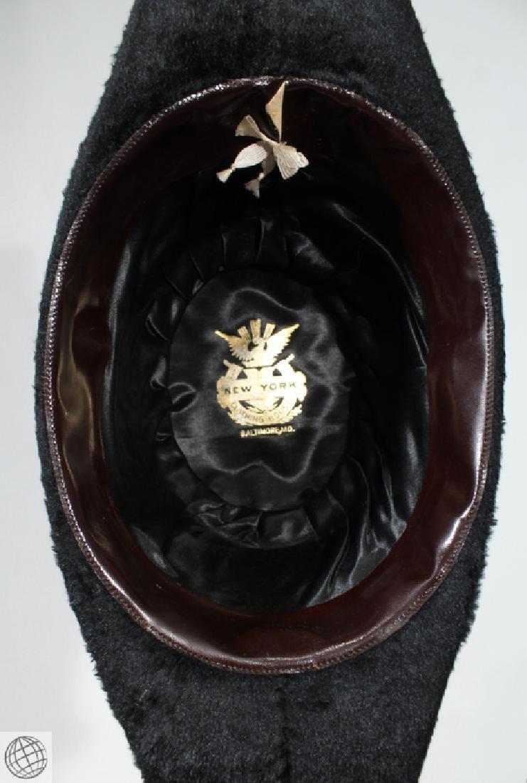 4Pcs Military Formal Dress BICORNE HAT AND EPAULETS c - 5