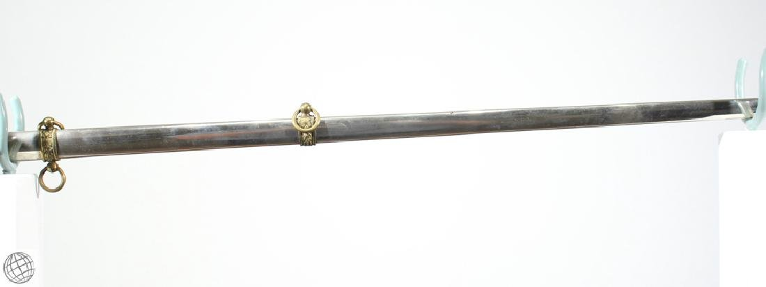 US Civil War Period FIELD AND STAFF OFFICERS' SWORD - 3