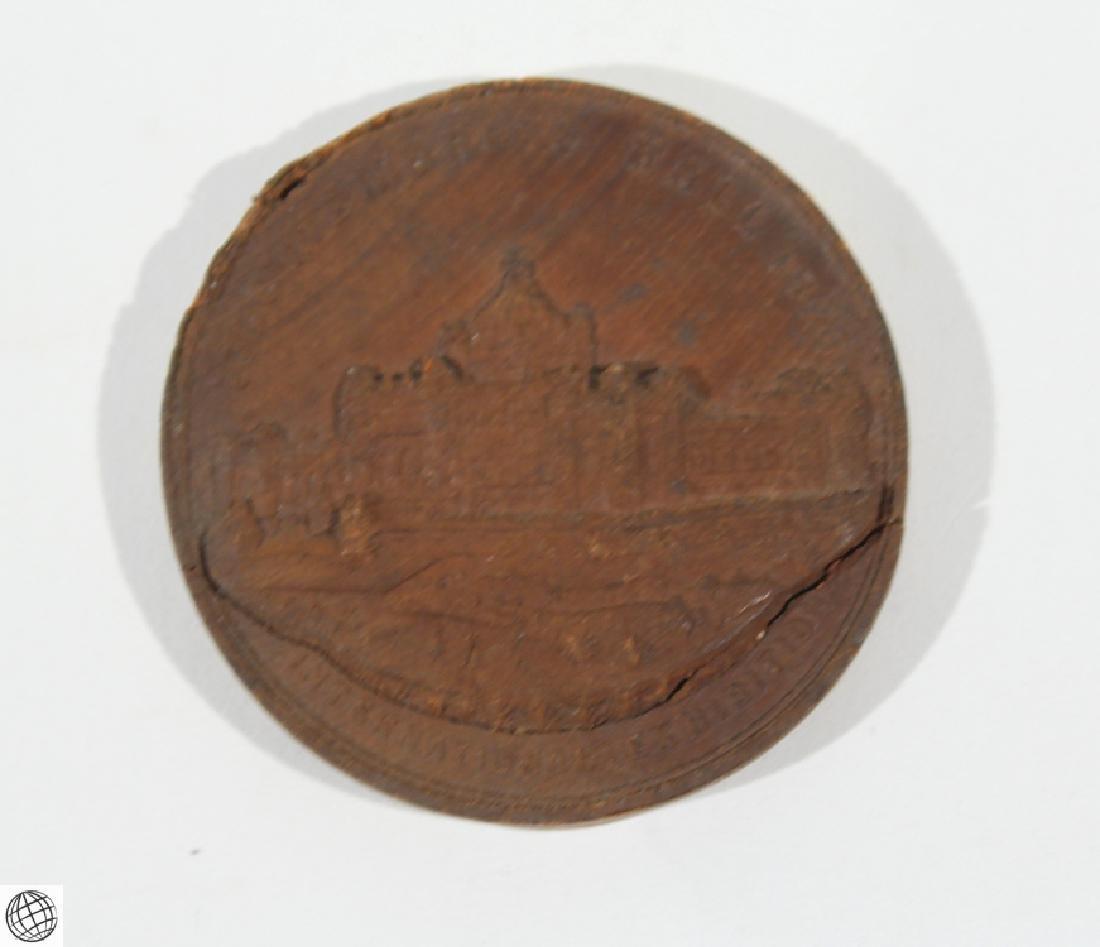3Pcs Numismatics HISTORICAL MEDALLIONS Major General - 6