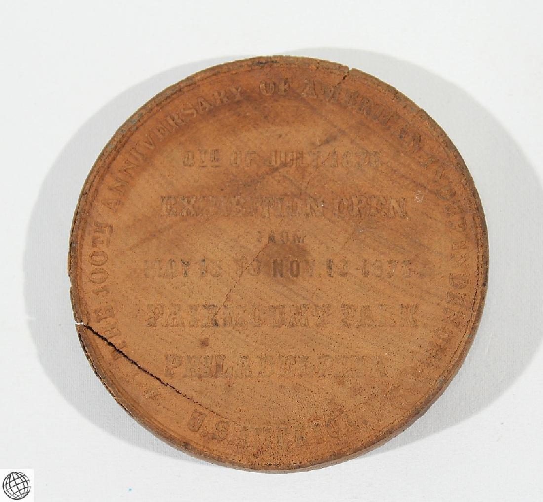 3Pcs Numismatics HISTORICAL MEDALLIONS Major General - 7