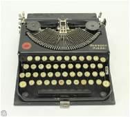 Antique C.1922 REMINGTON PORTABLE TYPEWRITER Dual Shift