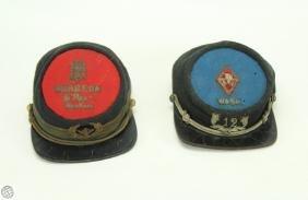 2Pcs Antique Secret Society Headgear PATRIARCHS