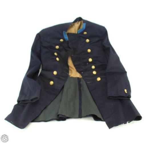 Vermont Militia Frock Coat Antique