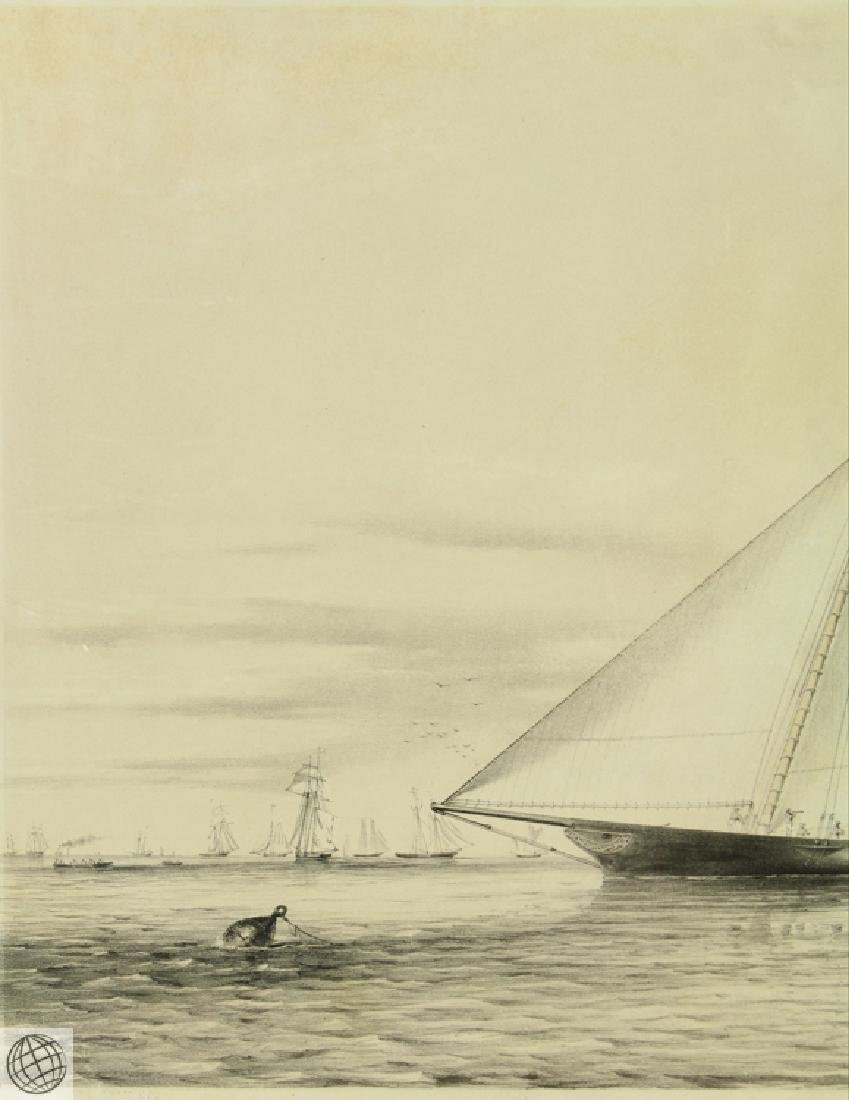 The America Schooner Yacht THOMAS GOLDSWORTH DUTTON - 3