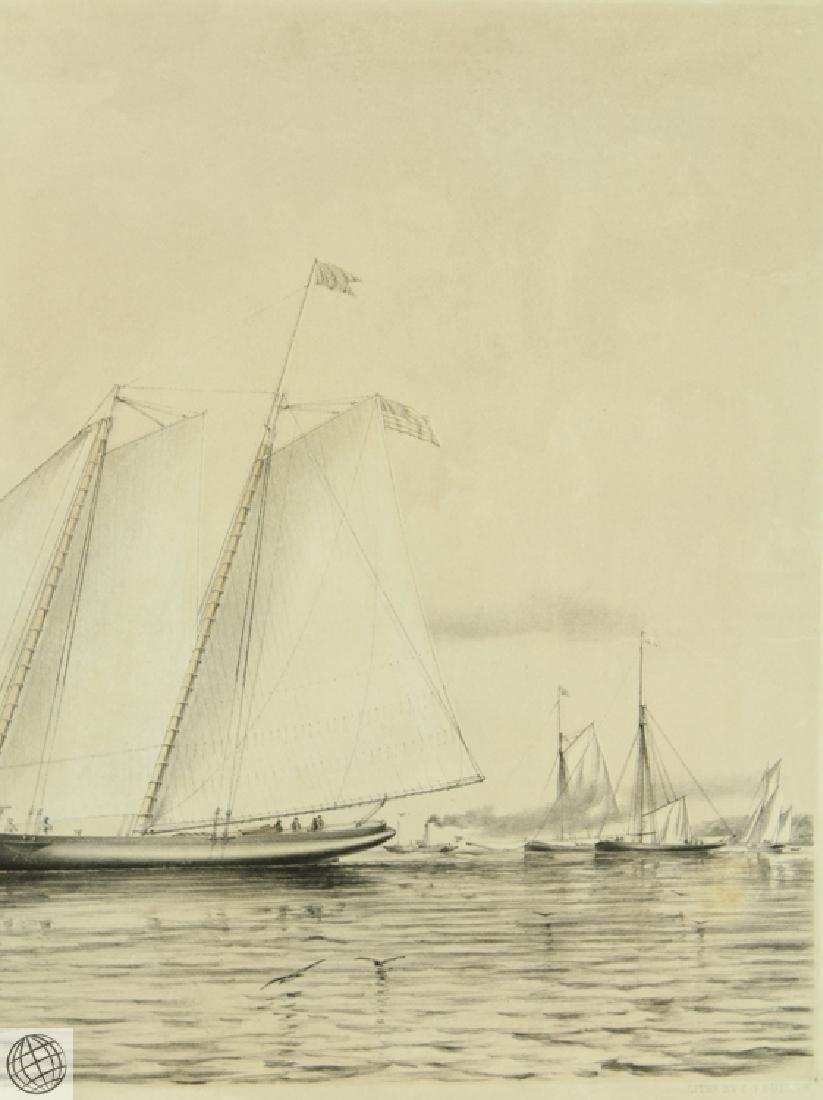 The America Schooner Yacht THOMAS GOLDSWORTH DUTTON - 4
