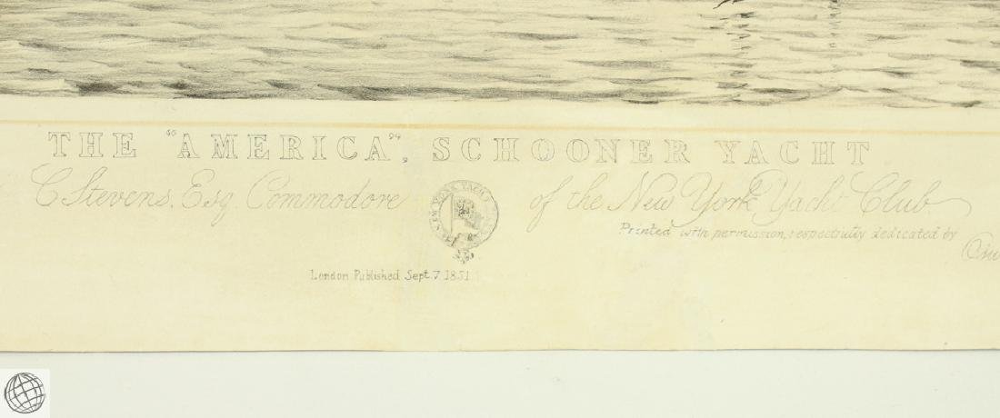 The America Schooner Yacht THOMAS GOLDSWORTH DUTTON - 5
