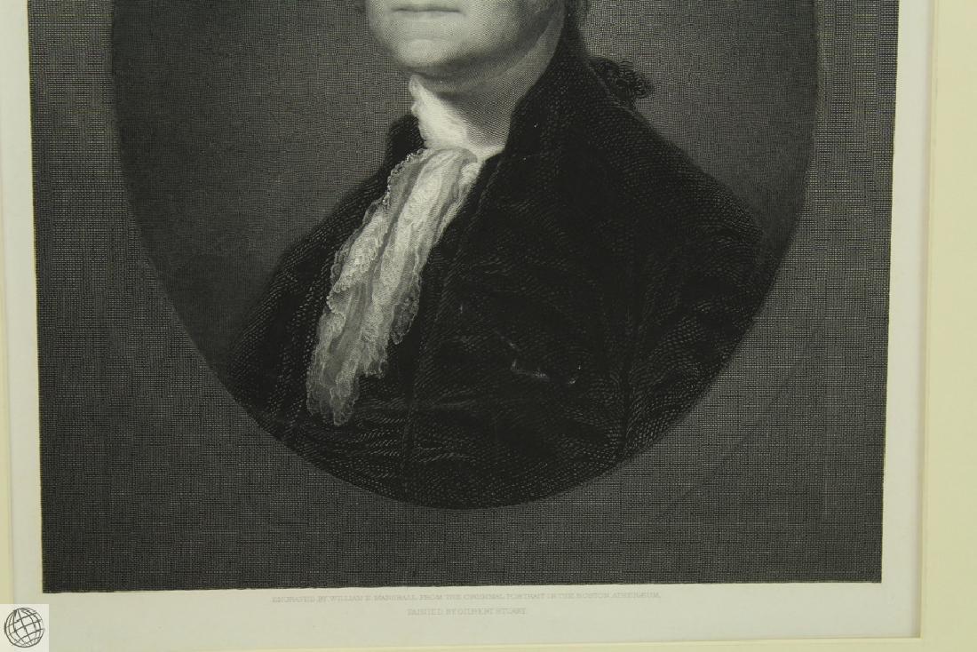 George Washington WILLIAM EDGAR MARSHALL After Gilbert - 4