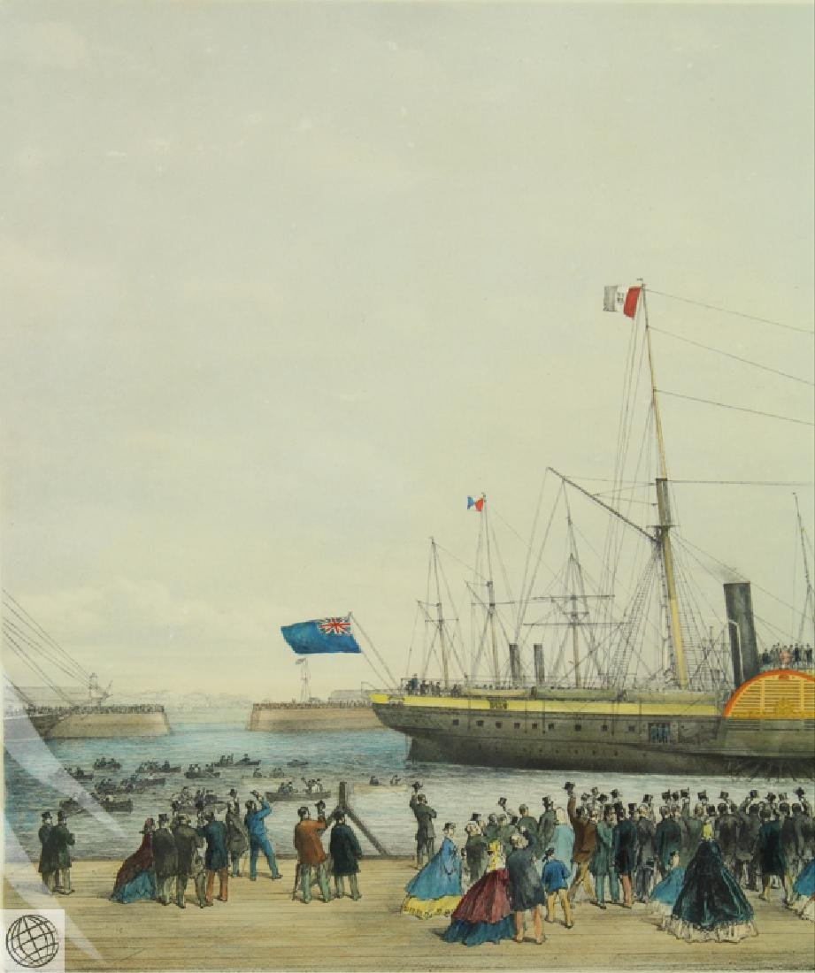 The Arrival of the Ripon in Southampton with General - 3