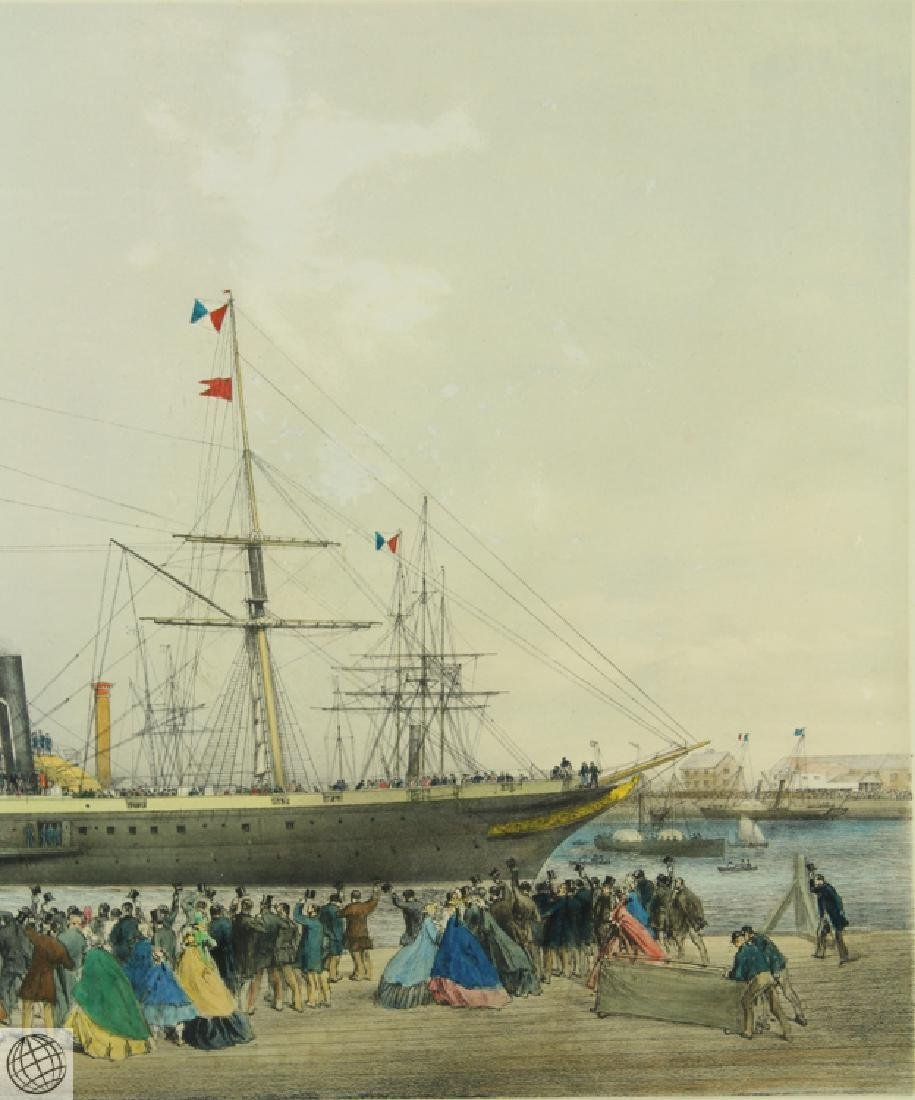The Arrival of the Ripon in Southampton with General - 4
