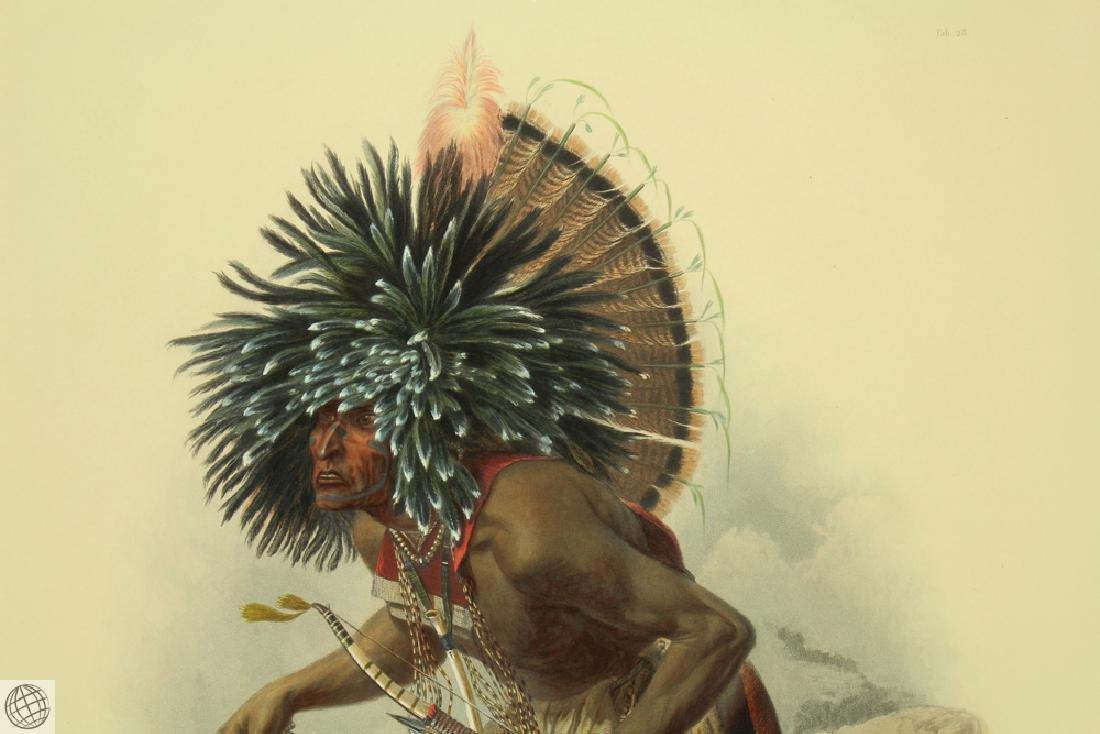 SCARCE Péhriska-Rúhpa Moennitarri Warrior in the - 3