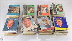 75Pcs World War II Era VINTAGE AND ANTIQUE PERIODICALS