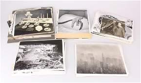 Large Collection VINTAGE PRESS PHOTOGRAPHS 8x10 1950S
