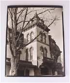 1937 Vintage BERENICE ABBOTT TONED SILVER GELATIN