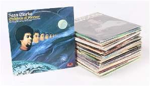 46Pcs Vinyl Vintage Records JAZZ Grover Washington Jr.