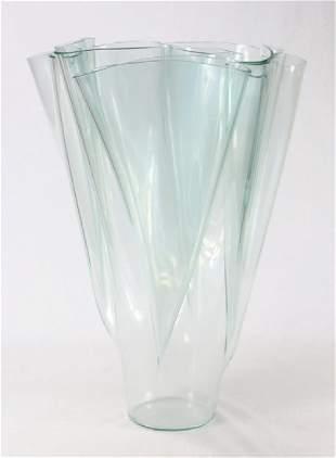 Handmade Glass Vase TONY SERVIENTE MEGA VASE
