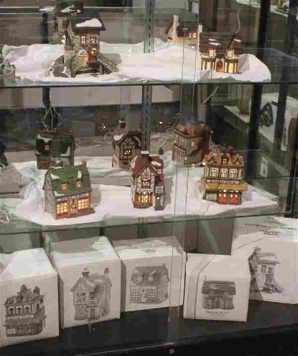 5Pcs Dept 56 Dickens Heritage Village THEATRE ROYAL THE