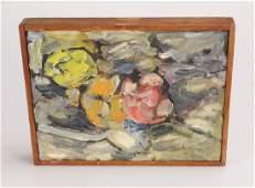 Abstract Expressionist Still Life SALVATORE GRIPPI