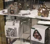 4Pcs Dept 56 Dickens Heritage Village WHITTLESBOURNE