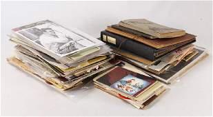 Pamphlets Books Art VINTAGEANTIQUE ESTATE EPHEMERA