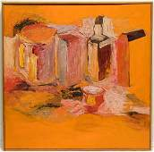 Color Still Life Painting SALVATORE GRIPPI Untitled