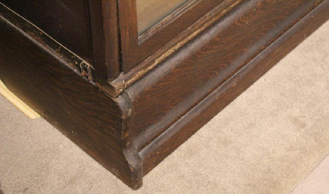 Early 20th Century GLOBE-WERNICKE CO BARRISTER BOOKCASE - 4
