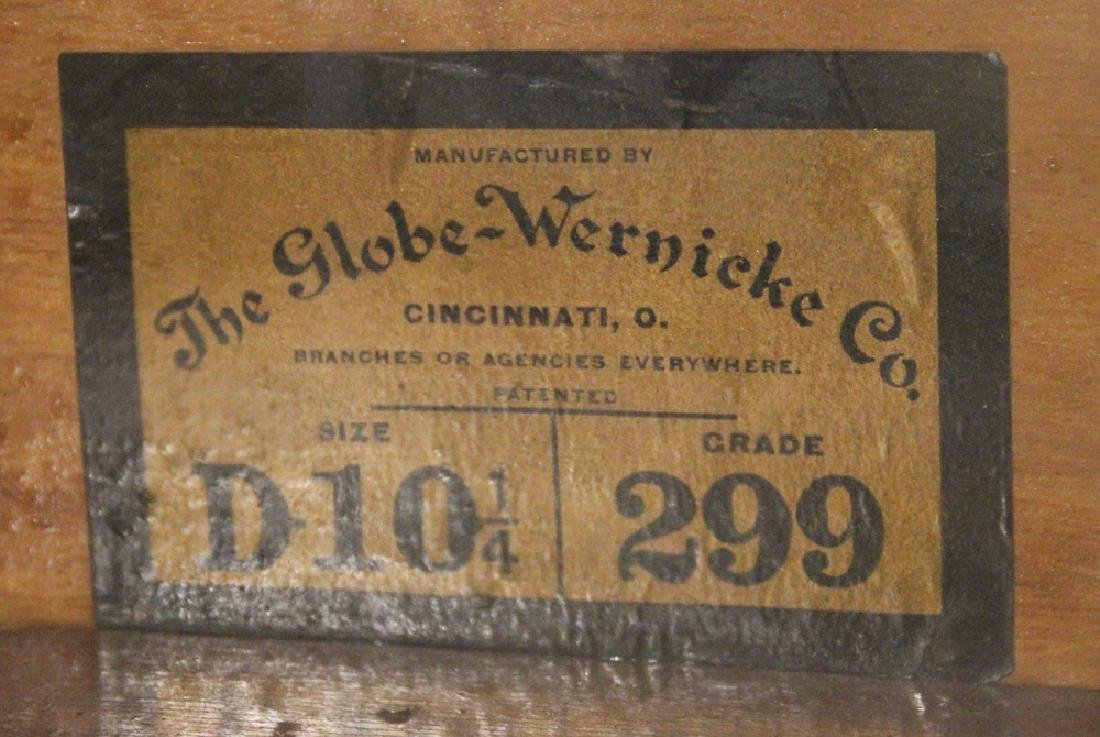 Early 20th Century GLOBE-WERNICKE CO BARRISTER BOOKCASE - 6