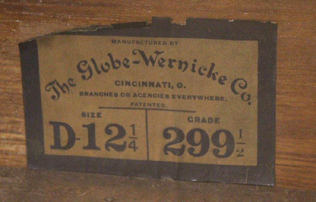 Early 20th Century GLOBE-WERNICKE CO BARRISTER BOOKCASE - 7