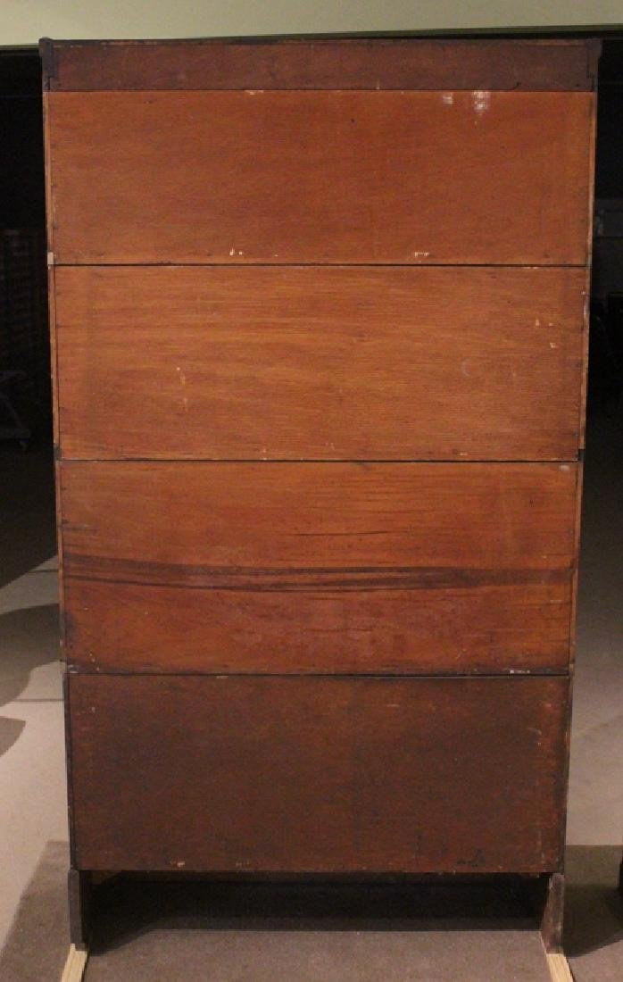 Early 20th Century GLOBE-WERNICKE CO BARRISTER BOOKCASE - 9