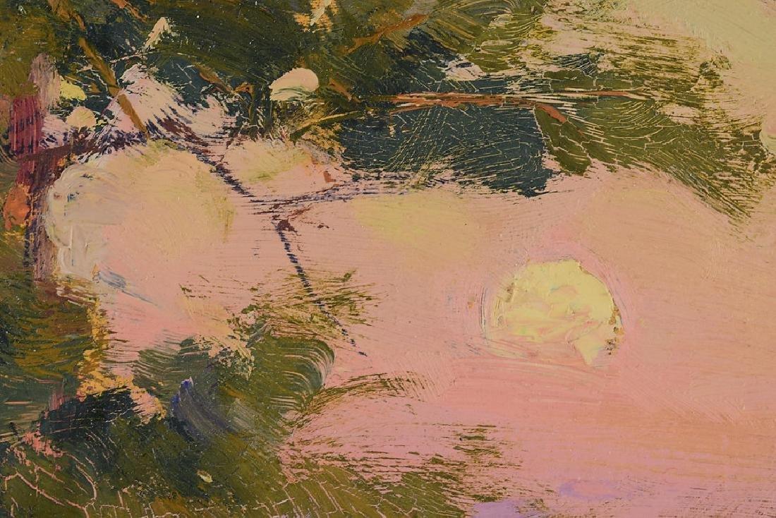 Ithaca Area Artist WILLIAM CHARLES BAKER Antique Artist - 3