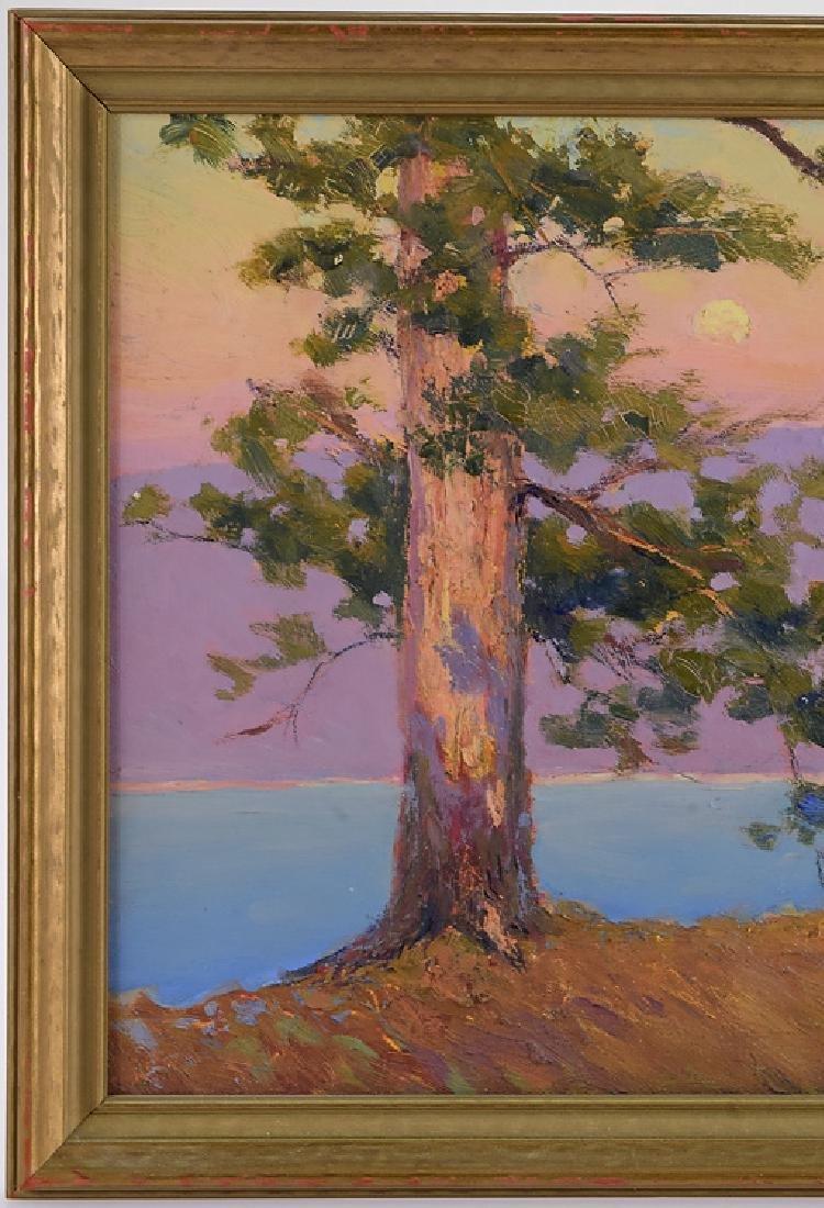 Ithaca Area Artist WILLIAM CHARLES BAKER Antique Artist - 4