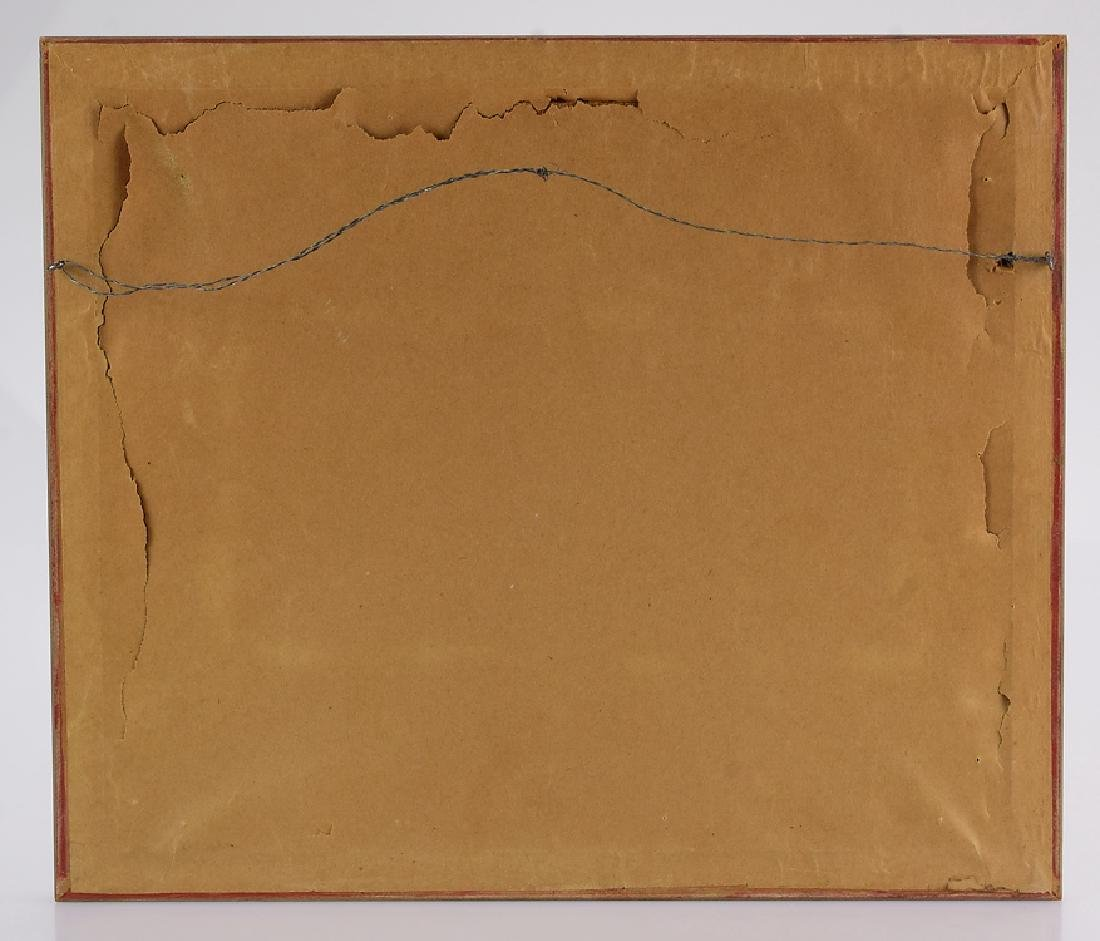 Ithaca Area Artist WILLIAM CHARLES BAKER Antique Artist - 7