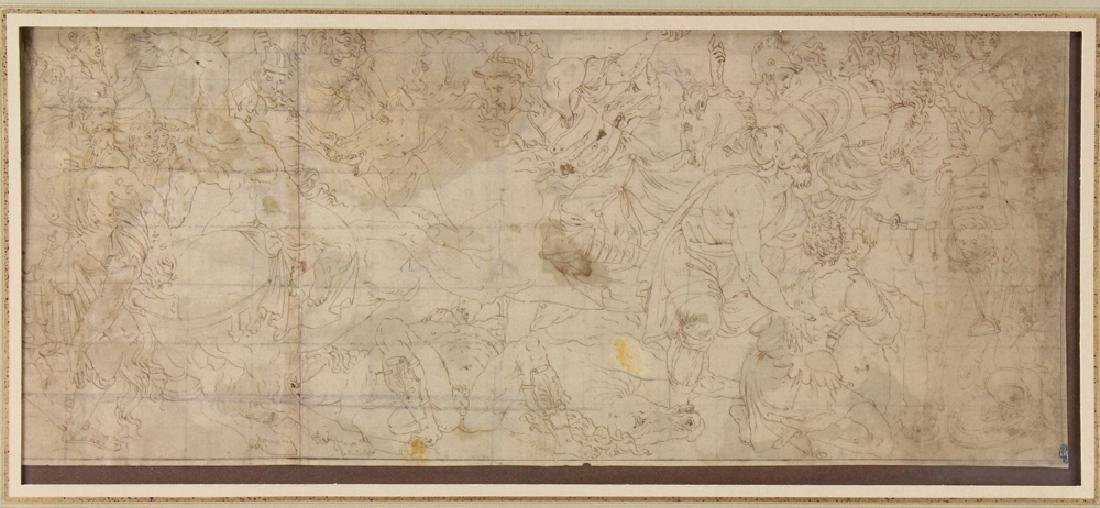 Italian School CIRCLE OF GIULIO ROMANO 16th Century - 2