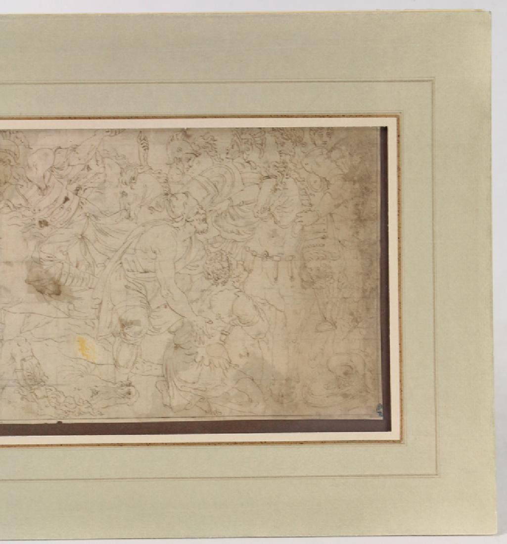 Italian School CIRCLE OF GIULIO ROMANO 16th Century - 4