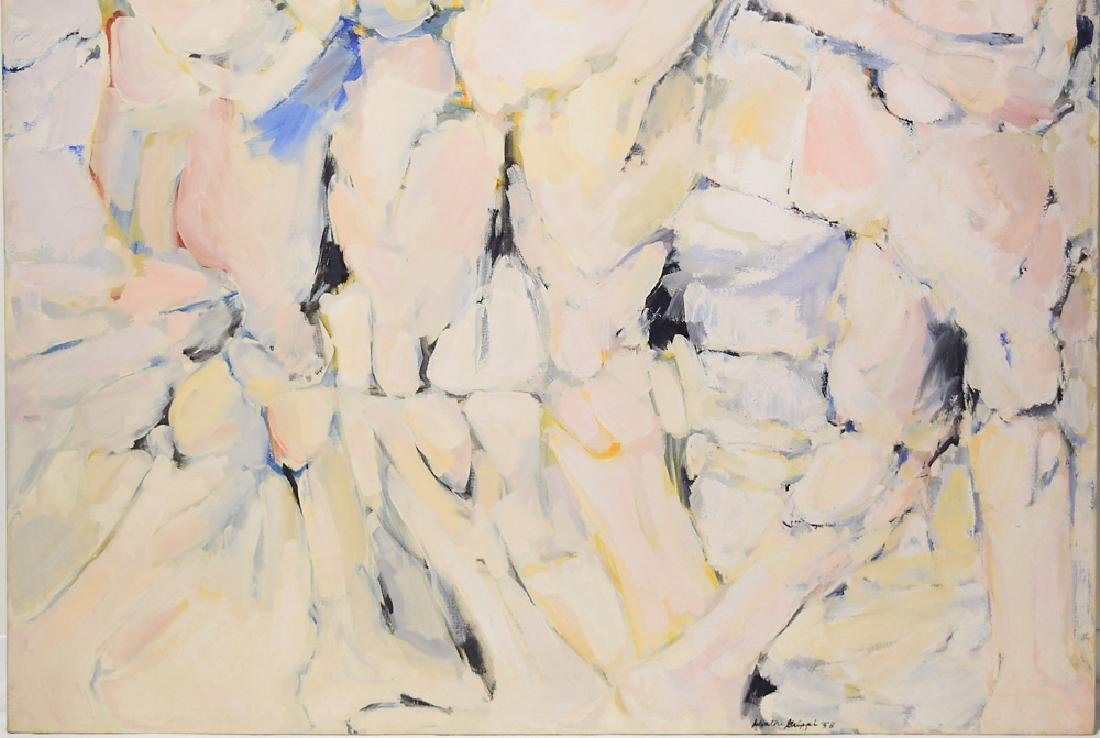 Figurative Abstract Expressionist EARLY SALVATORE - 4