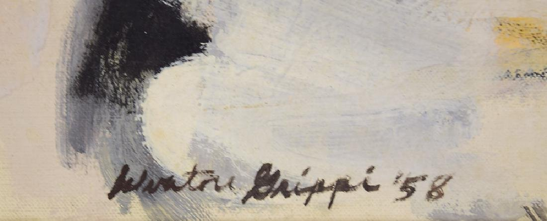 Figurative Abstract Expressionist EARLY SALVATORE - 5