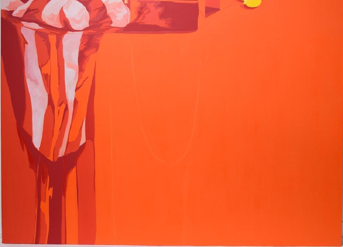 Oil On Canvas SALVATORE GRIPPI POP-EXPRESSIONIST - 4