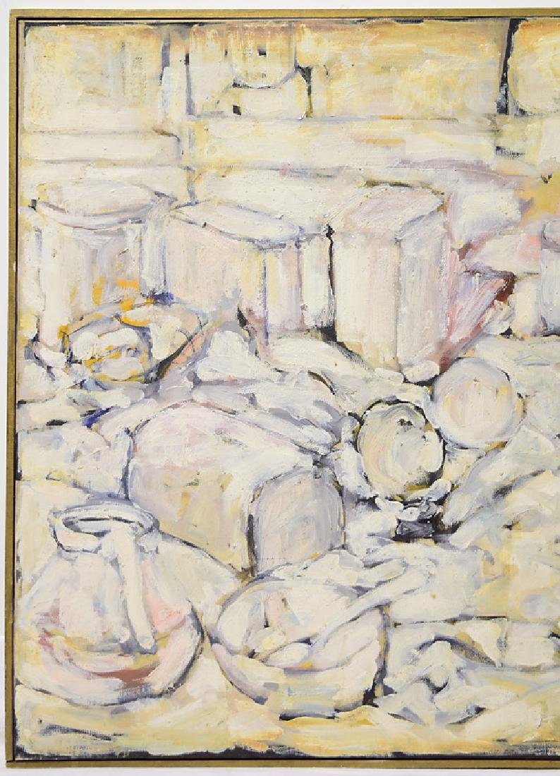 Abstract Expressionist Painting EARLY SALVATORE GRIPPI - 3
