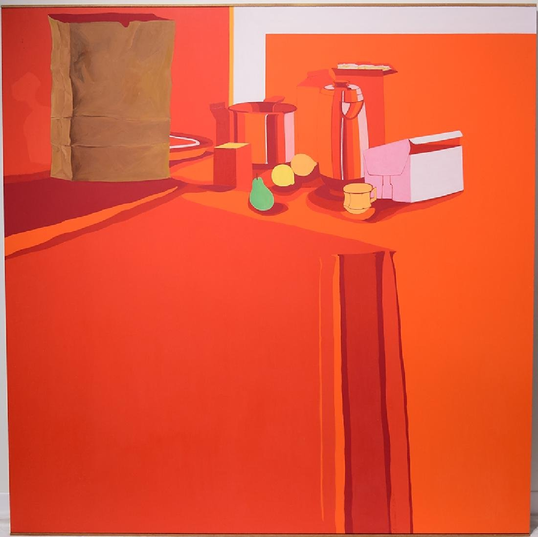 Still-Life Painting ORIGINAL SALVATORE GRIPPI