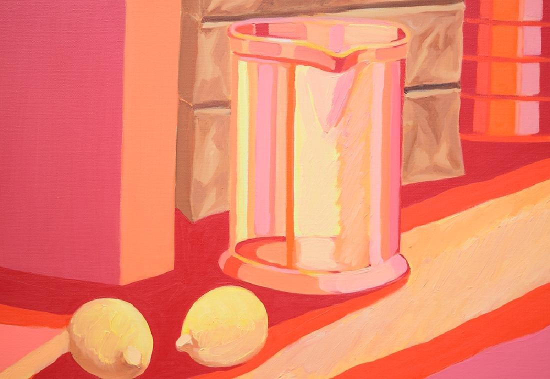 Still-Life Painting ORIGINAL SALVATORE GRIPPI OIL ON - 2
