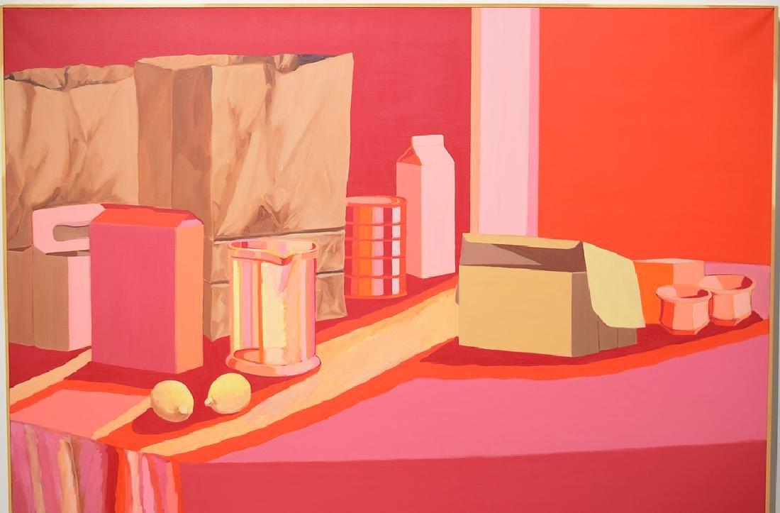 Still-Life Painting ORIGINAL SALVATORE GRIPPI OIL ON - 3
