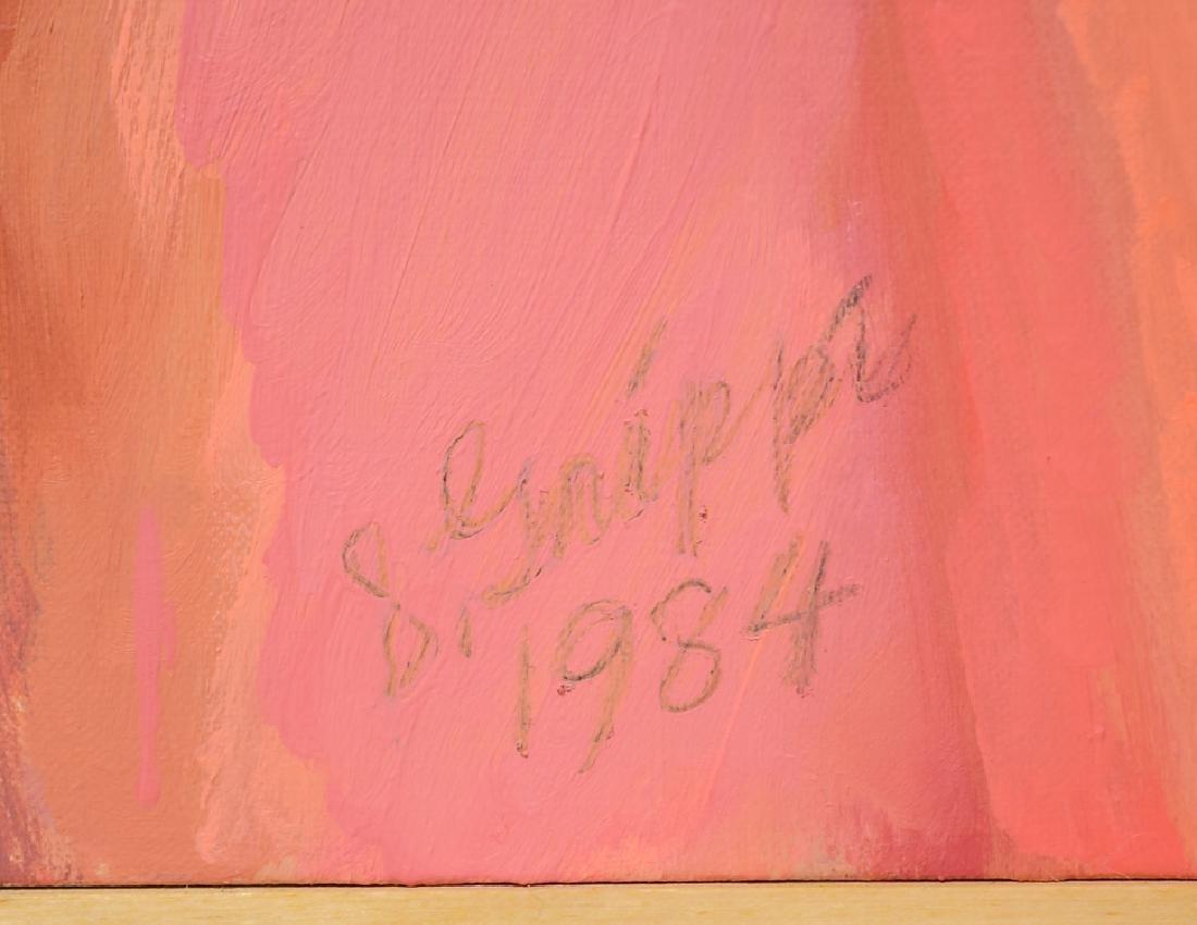 Still-Life Painting ORIGINAL SALVATORE GRIPPI OIL ON - 5