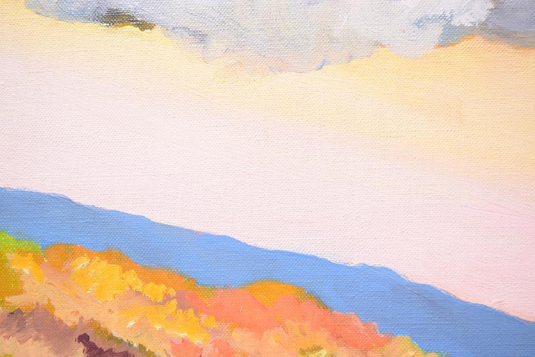 Landscape Oil Painting SALVATORE GRIPPI CANVAS 1992 - 2