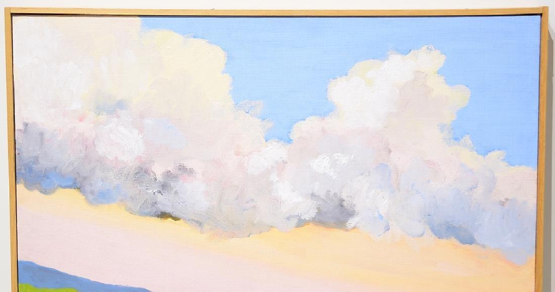Landscape Oil Painting SALVATORE GRIPPI CANVAS 1992 - 3