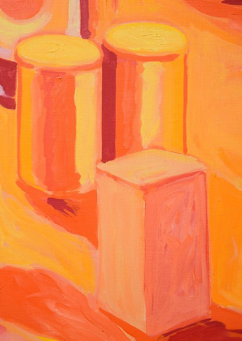 Still-Life Painting SALVATORE GRIPPI POP-EXPRESSIONIST - 2
