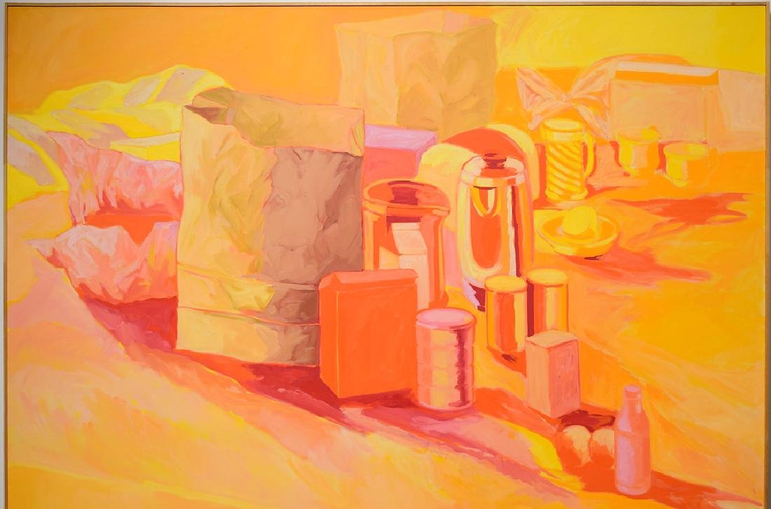 Still-Life Painting SALVATORE GRIPPI POP-EXPRESSIONIST - 3