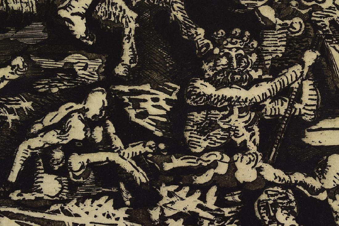 5pcs Prints Artist's Proofs EARLY SALVATORE GRIPPI - 3
